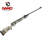 Carabina de Pressão Gamo Big Cat Camuflada 5.5mm Semi-nova