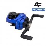 Carretilha Albatroz M21 Slim Blue Drag 5Kg Esquerda
