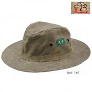 Chapéu de Lona Velha Brasil - Chapéus Mundial