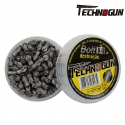 Chumbinho Technogun Bolt Destruição 5.5mm 125Uni