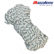 Corda Tançada P/Carga 8mm 110 Metros - Mazzaferro