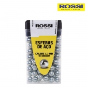 Esfera de Aço 6mm Rossi 100 Unidades