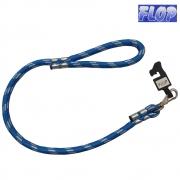 Guia de Corda para Cães 1M Azul - Flop