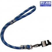 Guia de Corda para Cães 60cm Azul - Flop