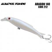 Isca Artificial Albatroz Aragon 140 Cor 212