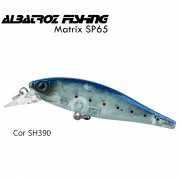 Isca Artificial Albatroz Matrix SP65 Cor SH390