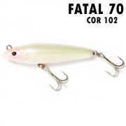 Isca Artificial Fatal 70 102 - Nelson Nakamura