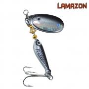 Isca Artificial Lamazon Spinner 9 Gramas Cor 01