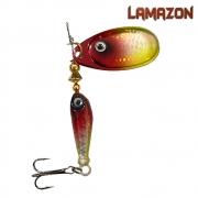 Isca Artificial Lamazon Spinner 9 Gramas Cor 04