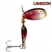 Isca Artificial Lamazon Spinner 9 Gramas Cor 08