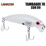 Isca Artificial Lamazon Tambaqui 70 Cor 09