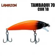 Isca Artificial Lamazon Tambaqui 70 Cor 18