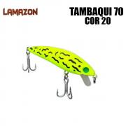 Isca Artificial Lamazon Tambaqui 70 Cor 20