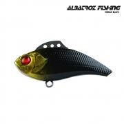 Isca Artificial Vibrax 40 Black - Albatroz