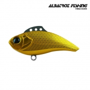 Isca Artificial Vibrax 40 Golden - Albatroz