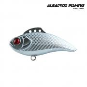 Isca Artificial Vibrax 40 Silver - Albatroz