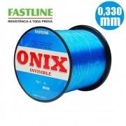 Linha Fastline Onix 0,330mm 500m Azul