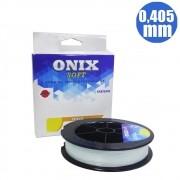 Linha Fastline Onix Soft 0,405mm 39lb 300m