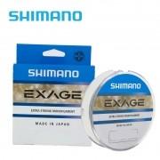 Linha Mono. Shimano Exage 25mm 300 M
