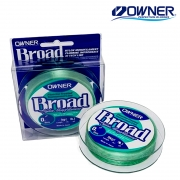 Linha Monofilamento Owner Broad 300 M 0,37mm - Owner