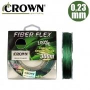 Linha mult fiber flex 0,23mm 300m