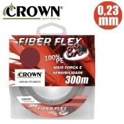 Linha mult fiber flex 8x 0,23mm  300m