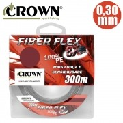 Linha mult fiber flex 8x 0,30mm 300m
