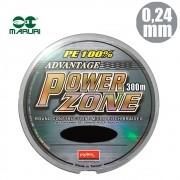 Linha mult power zone 42lb 0,24mm