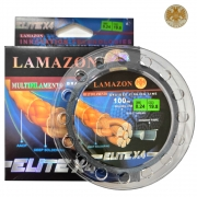 Linha Multifilamento Elite X4 20mm 100M - Lamazon