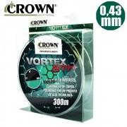 Linha Mono. Crown Vortex GTX 43 mm 300 M