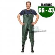 MACACAO BOTA LONGA PVC N 43 TAM GG