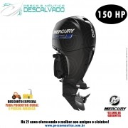 Motor De Popa Mercury 4 Tempos 150HP XL 3.0L EFI SEAPRO
