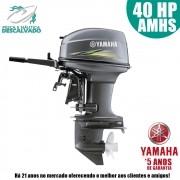 MOTOR DE POPA YAMAHA 2 TEMPOS 40HP AMHS (MANUAL)