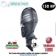 Motor De Popa Yamaha 4 Tempos F 150HP DETL