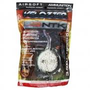 Munição Esferas BBs Airsoft Velozter 0,28g 6mm 3500un - Nautika