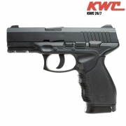 Pistola de Pressão CO2 24/7 4,5MM KWC