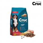 Ração para Cachorro Adulto 25 Kg - Croc