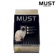 Ração Must Gatos Castrados 10 KG
