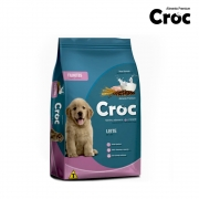 Ração para Cachorro Filhote 25 Kg - Croc