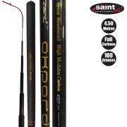 Vara Telescópica Carbono Oxpord 4.50 M - Saint Plus