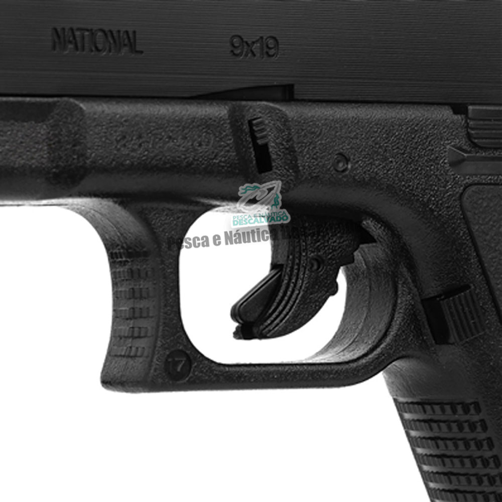 Pistola Airsoft KWC K17 Mola - 6mm
