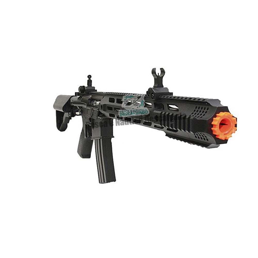 RIFLE AIRSOFT CYMA M4A1 CUSTON CM518S 6MM