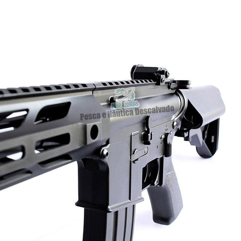 Rifle Airsoft CYMA A4A1 Custon CM518S 6mm