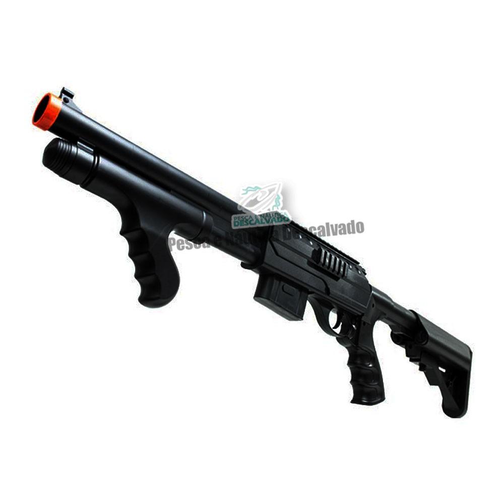 SHOTGUN AIRSOFT VG 0681D MOLA - 6MM