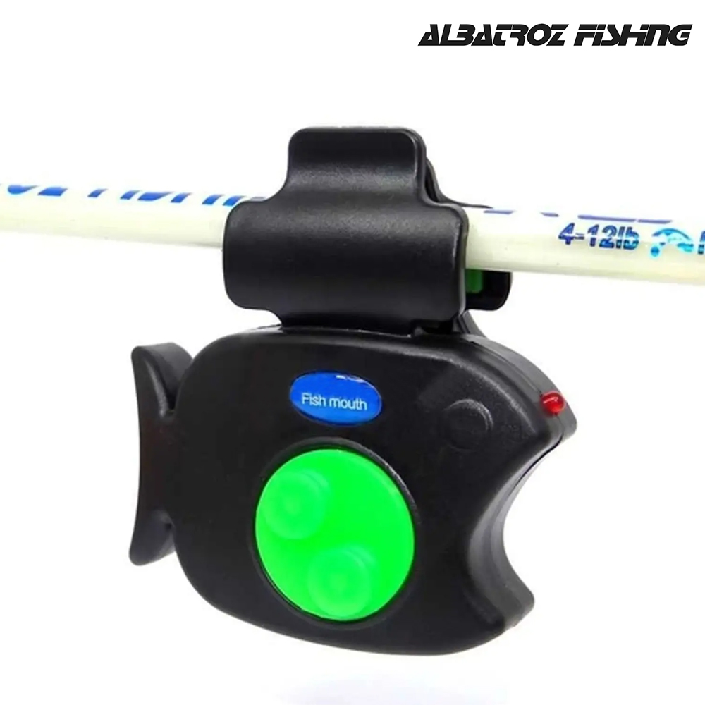 Alarme de Pesca LK-1108 - Albatroz