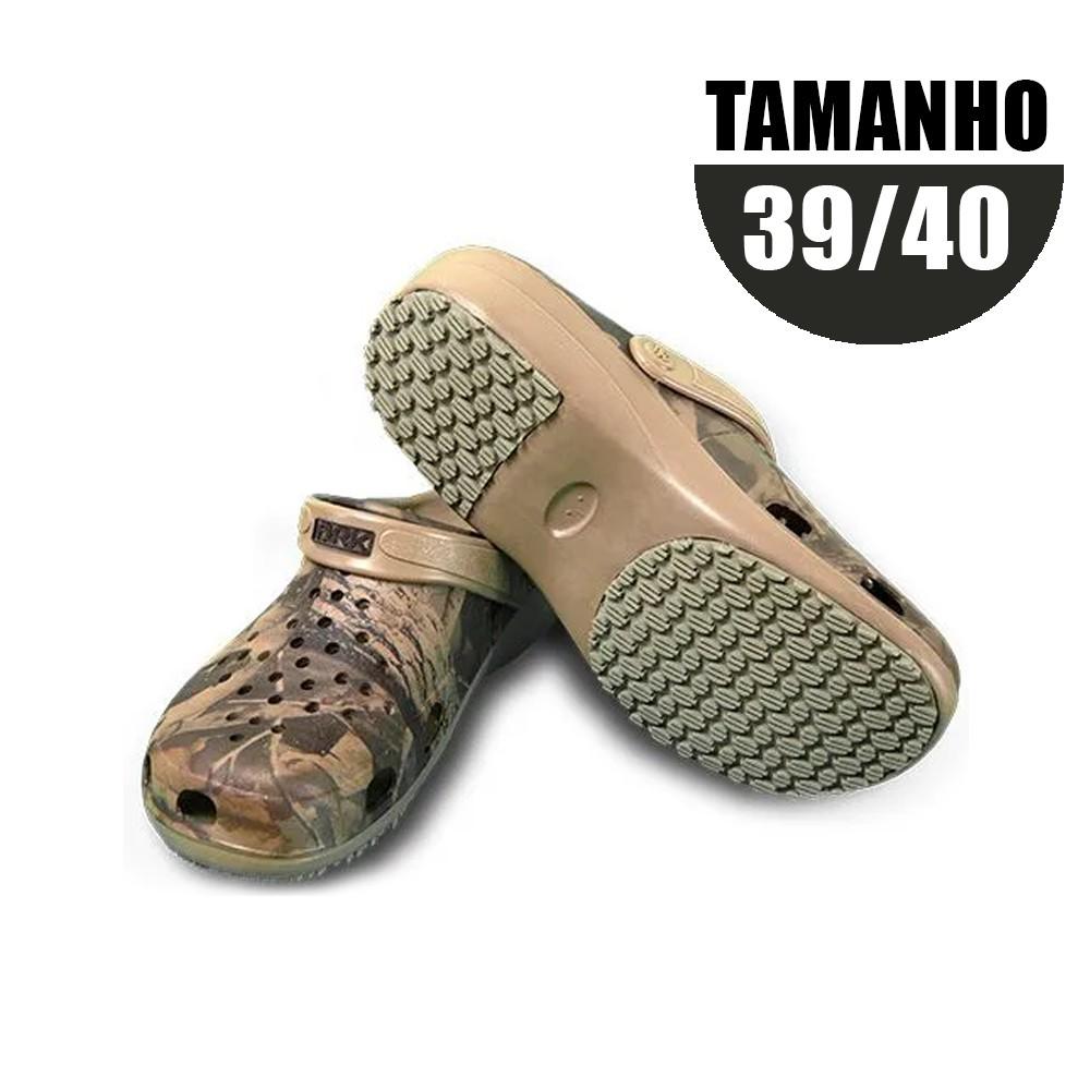 Babuche pro fisher antiderrapante 39/40