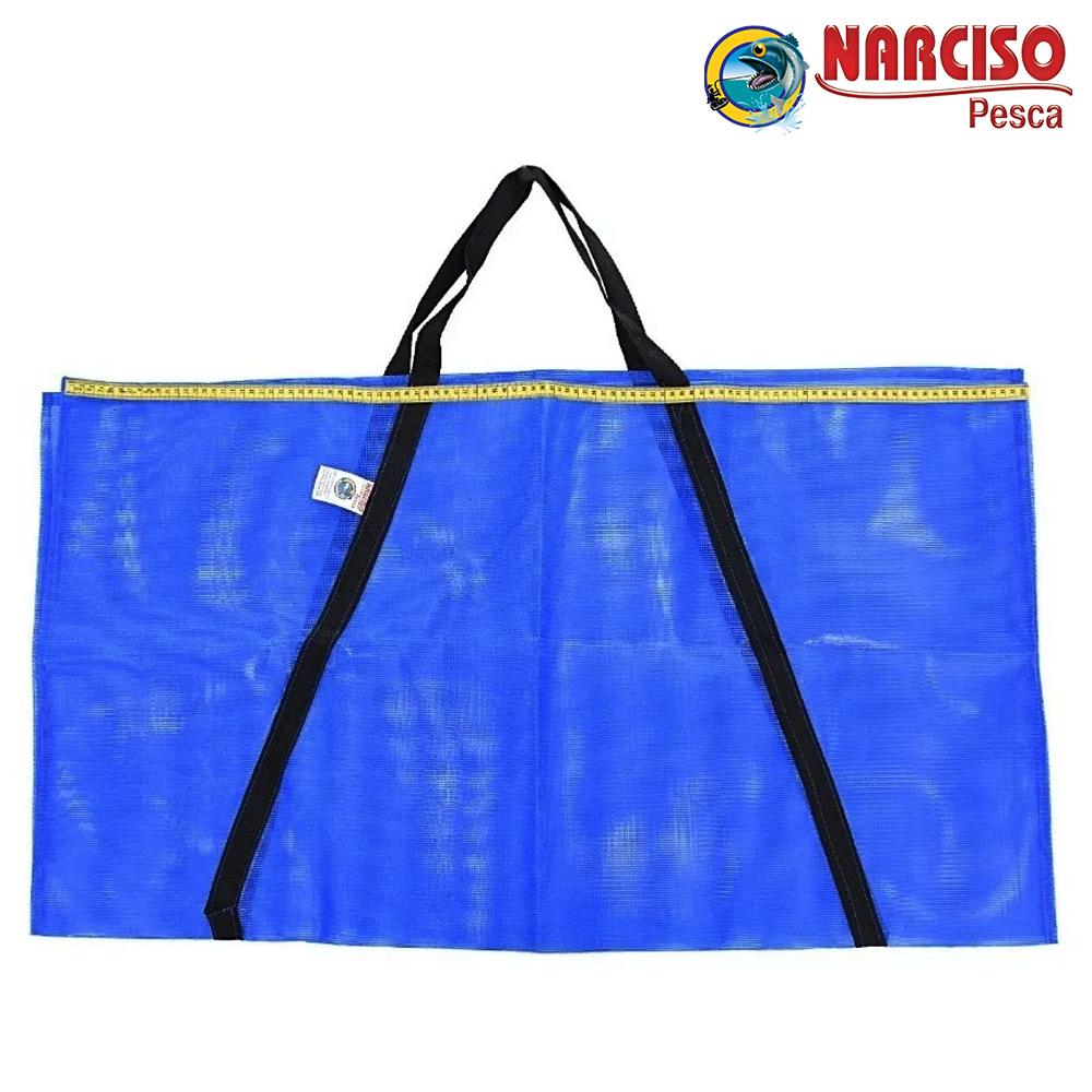 Bolsa Tapete com Fita Métrica para Peixe - Narciso Pesca