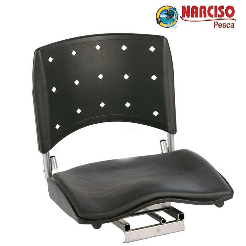 Cadeira Giratória Estofado Dobrável para Barco