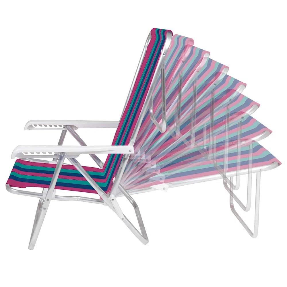 Cadeira Reclinável 8 Posições - Mor
