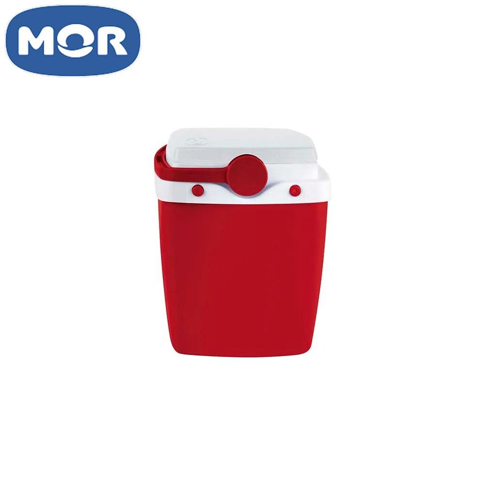 Caixa Térmica 6 Litros Vermelha - Mor